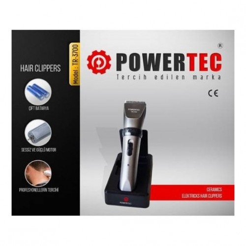 Powertec Tr-3700 Tıraş Makinesi
