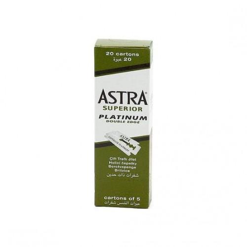 Astra Çift Taraklı Tüm Jilet 20*5 100 Adet
