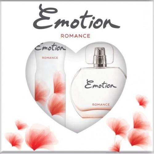 Emotion Romance EDT Kadın Parfüm 50 ml & Deodorant 150 ml