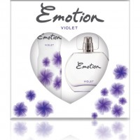 Emotion Violet EDT Kadın Parfüm 50 ml & Deodorant 150 ml