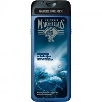Le Petit Marseillais Duş Jeli Men Serisi Mineral ve Sedir Ağacı 400ml