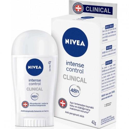 Nivea Intense Control Clinical Anti-Prespirant Stick 40 ml