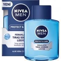 Nivea Protect & Care Ferahlatıcı Tıraş Sonrası Losyon 100Ml