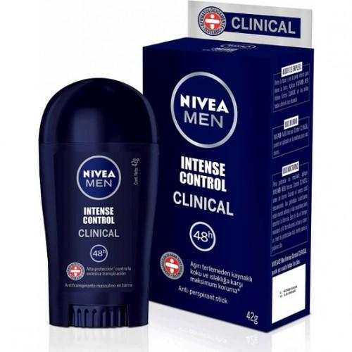 Nivea Men Intense Control Clinical Anti-Prespirant Stick 40 ml
