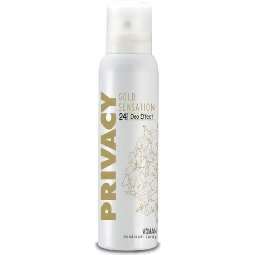 Privacy Gold Kadın Deodorant 150 Ml